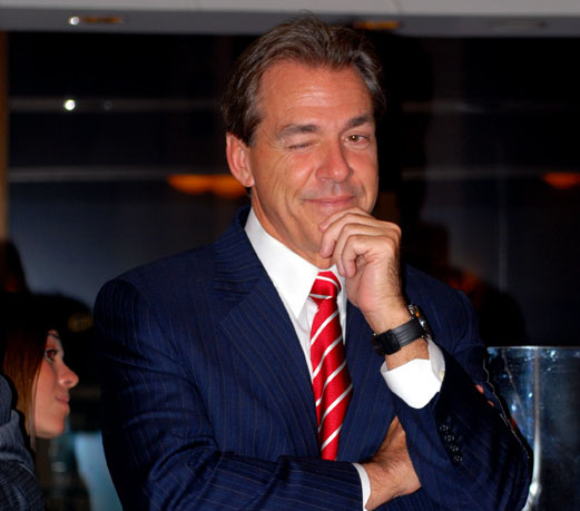 a nick saban hoodoo wink the locust fork news journal the locust