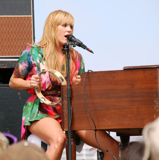 grace potter rocks the crowd at hangout festthe locust fork news grace potter1b jpg