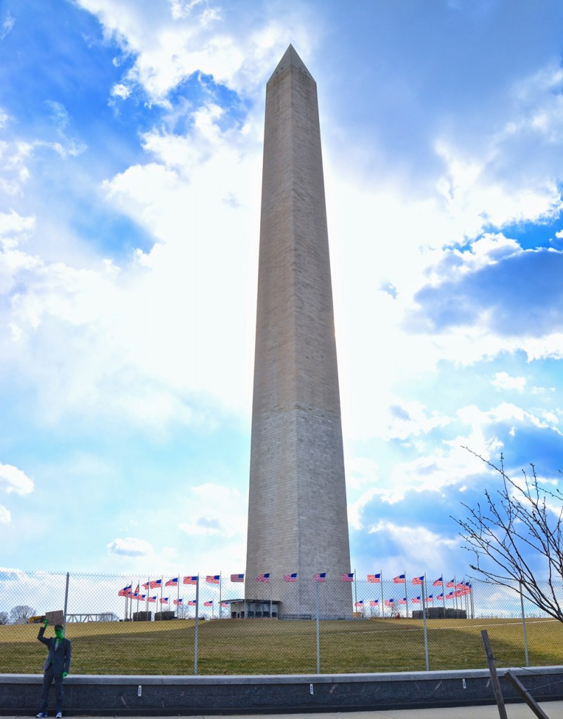 Photo Essay: Washington Monuments