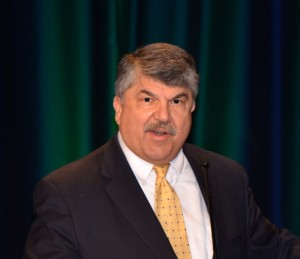 AFL-CIO's Richard Trumka Joins Labor With Environmentalists in BlueGreen Alliance