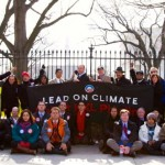 Sierra Club Joins Civil Rights Activists in White House Protest