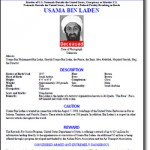 The FBI's Most Wanted Terrorist, Osama bin Laden, Killed in U.S. 'Targeted Operation'