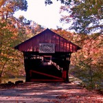 Swann-Joy Covered Bridge Closed for Repairs