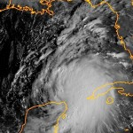 Tropical Storm Forms in Gulf of Mexico: Hurricane Watches Issued