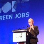 EPA's Gina McCarthy  Delivers Obama Administration Position on Rebuilding America's Infrastructure With Green Jobs