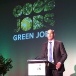 Sierra Club's Michael Brune Delivers Keynote Address at Green Jobs Conference